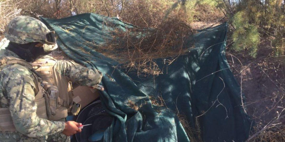 Localizan y desmantelan laboratorio clandestino en Sinaloa