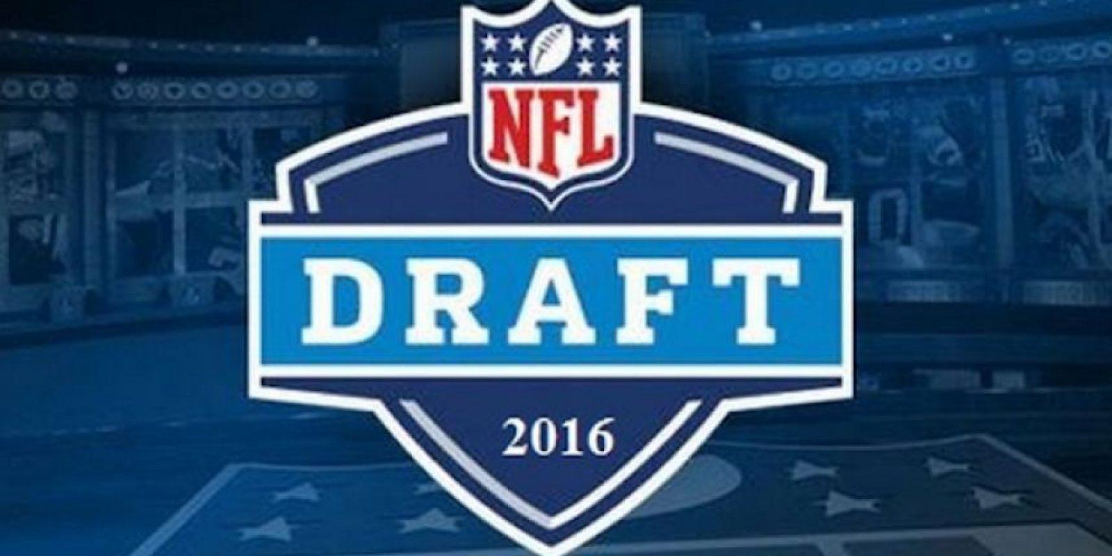 El Draft 2016 arranca este jueves 28 de abril. Foto:Twitter: @NFL