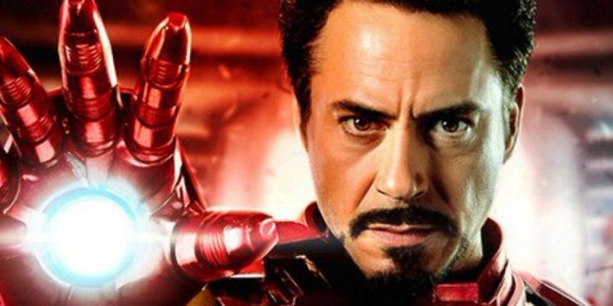Robert Downey Jr. se alista para