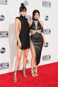 Fotos de Kendall y Kylie que seguramente no habían visto Foto:Getty Images