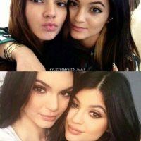Fotos de Kendall y Kylie que seguramente no habían visto Foto:Vía Instagram/@kylizzlemynizzl.dailyy
