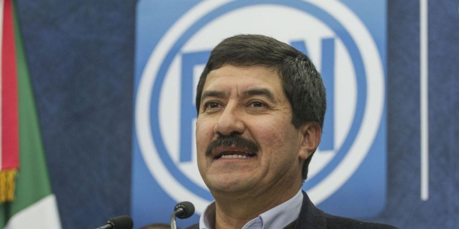 Javier Corral candidato del PAN Foto:cuartoscuro