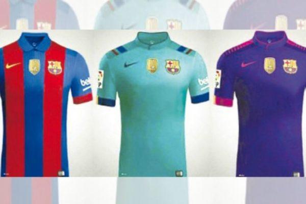 a9f3c685b3c61 Comienzan a fabricar las nuevas playeras del Barcelona sin publicidad