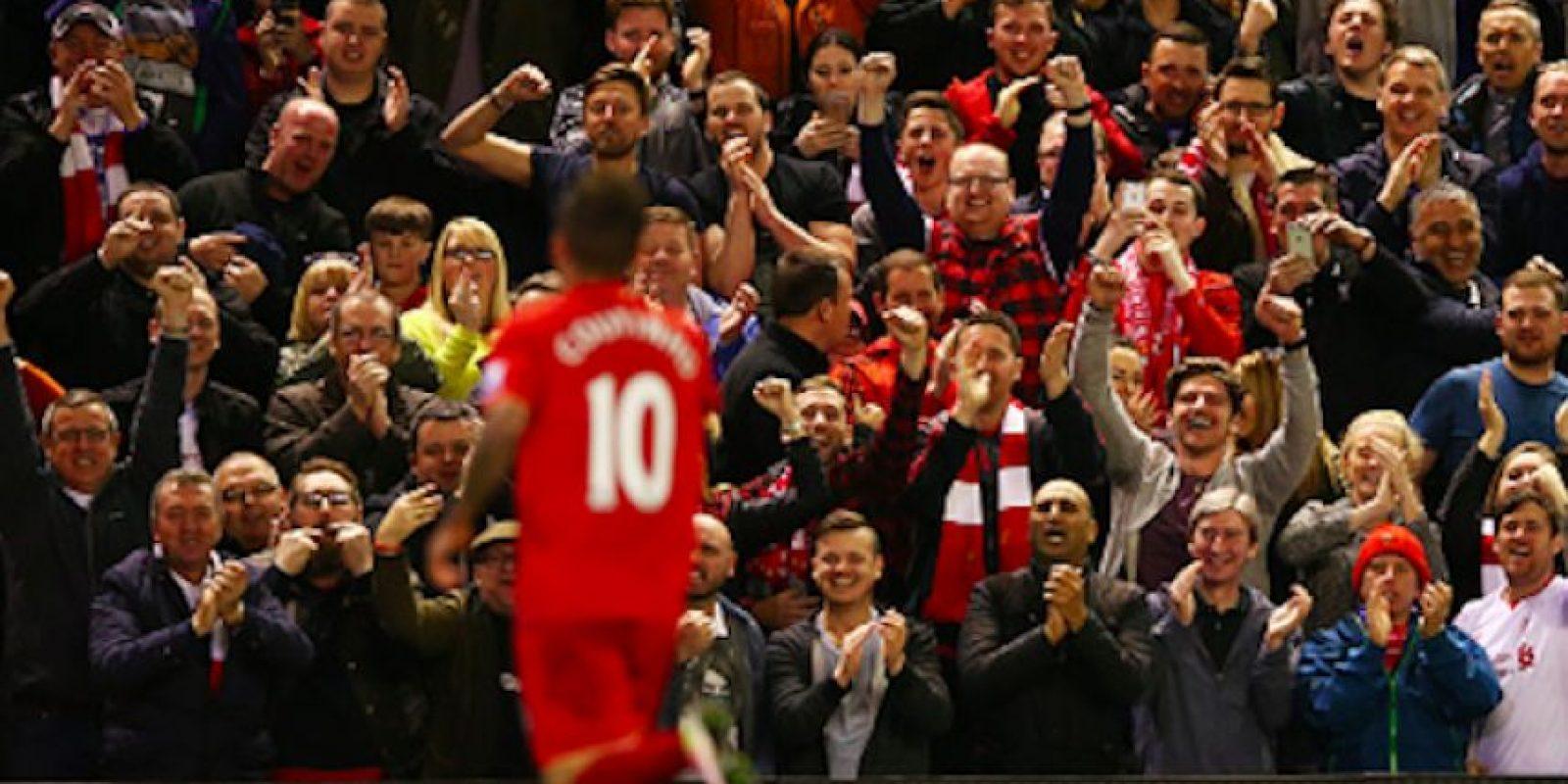 Los Reds cayeron en su visita al Villarreal (1-0). Foto:Getty Images