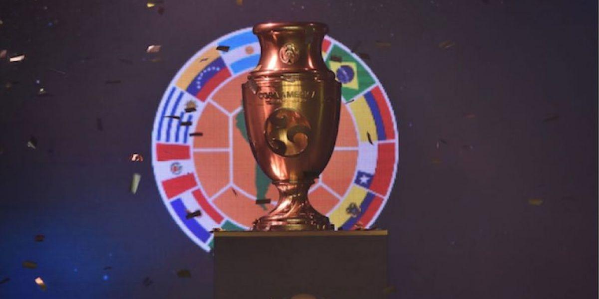 ¡Se acerca la fiesta! Presentan el trofeo de la Copa América Centenario