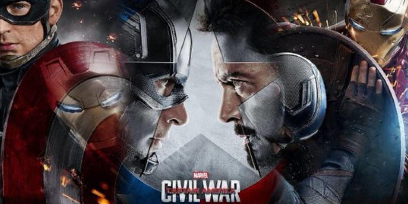La épica batalla Foto:Marvel