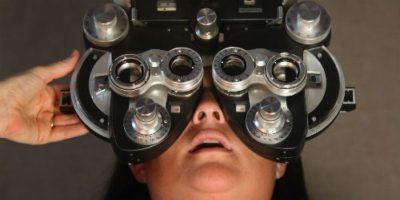 Este pequeño de doce años sufre de hipoplasia en un nervio óptico Foto:Getty Images
