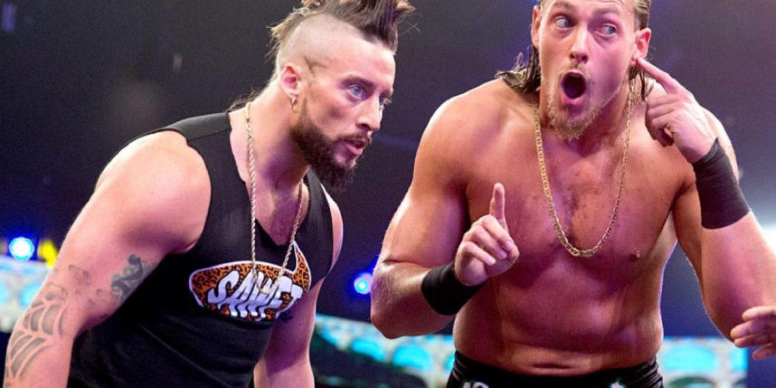 Se medirán con Enzo Amore y Colin Cassady. El ganador tendrá una oportunidad titular Foto:WWE