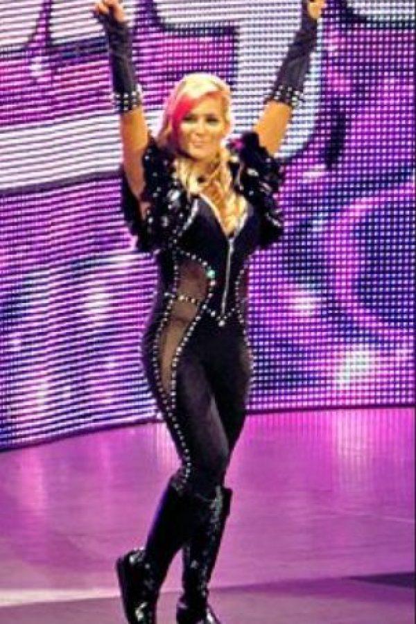 Defiende su título ante Natalya Foto:WWE