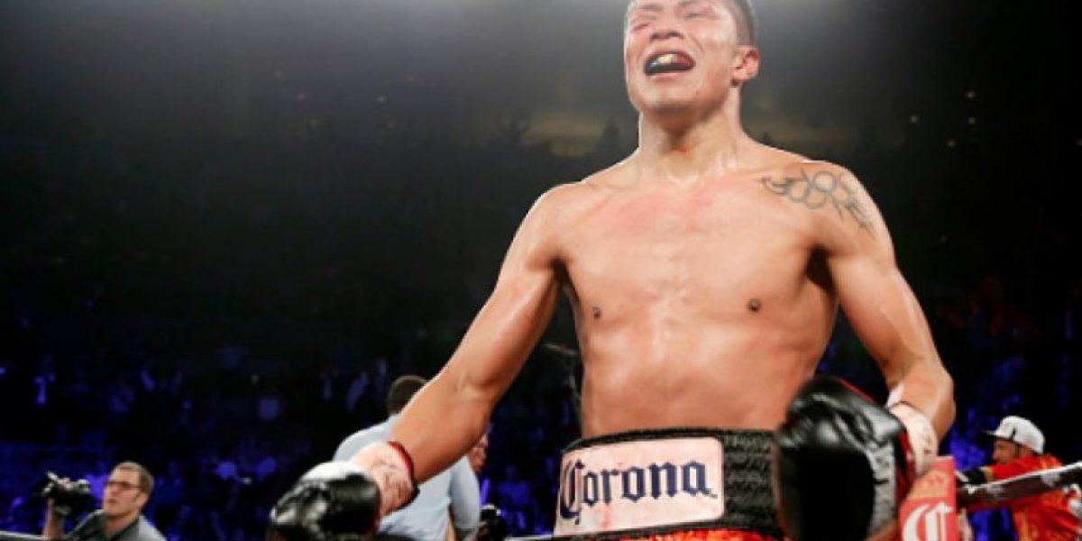 Boxeador mexicano da positivo por clembuterol