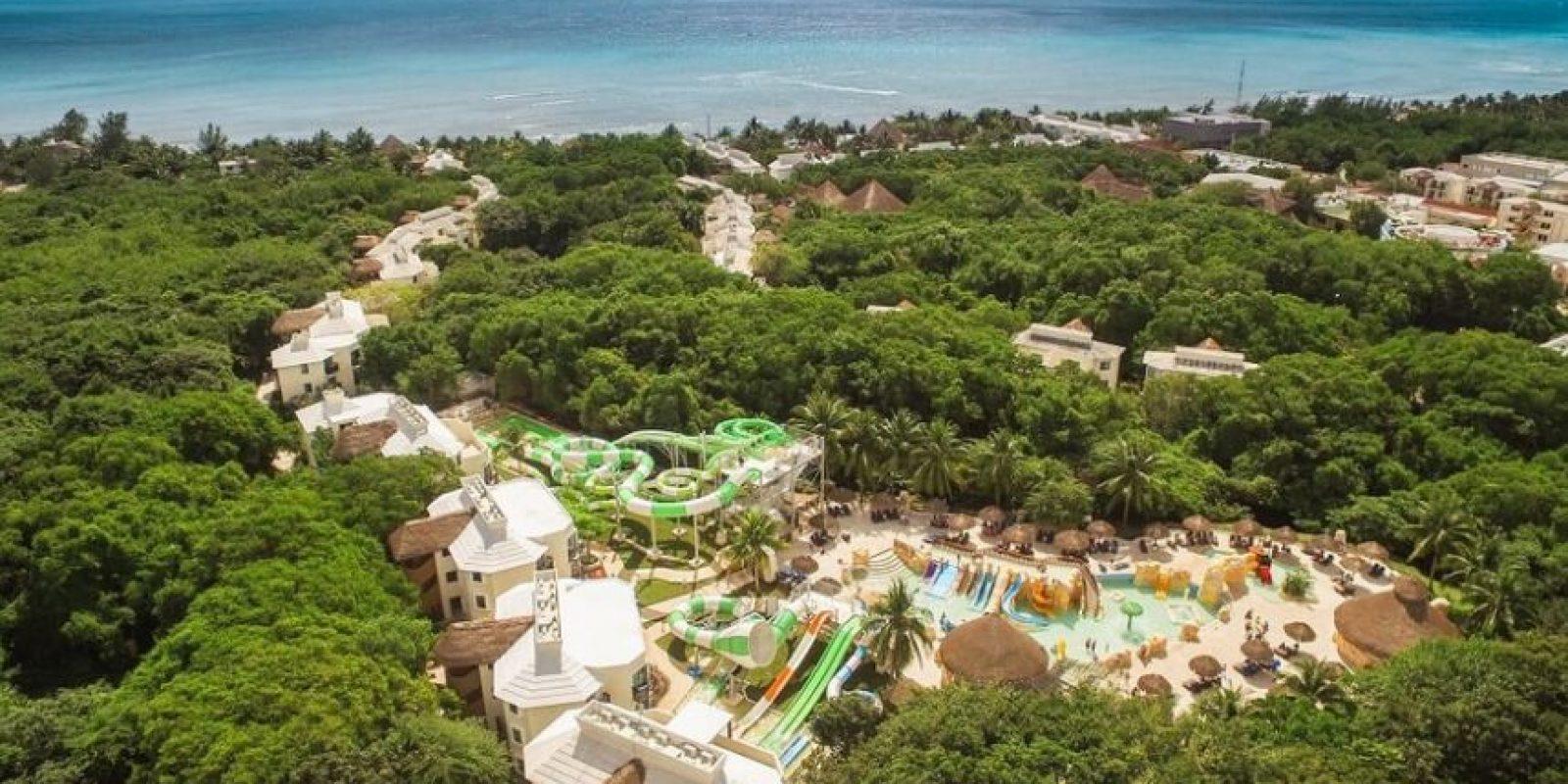 Sandos Caracol, Playa del Carmen Foto:Cortesía