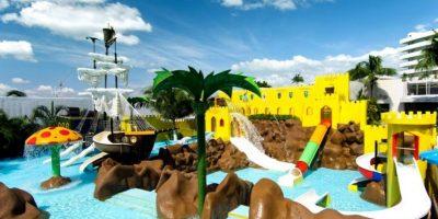 Crown Paradise, Cancún Foto:Cortesía