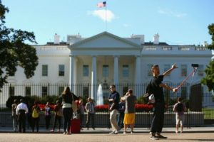 El proyecto fue ideado por George Washington, el primer presidente estadounidense. Foto:Getty Images