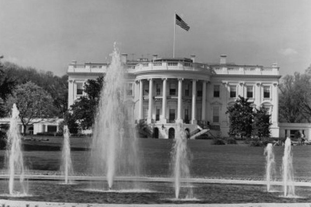 La Casa Blanca Foto:Getty Images