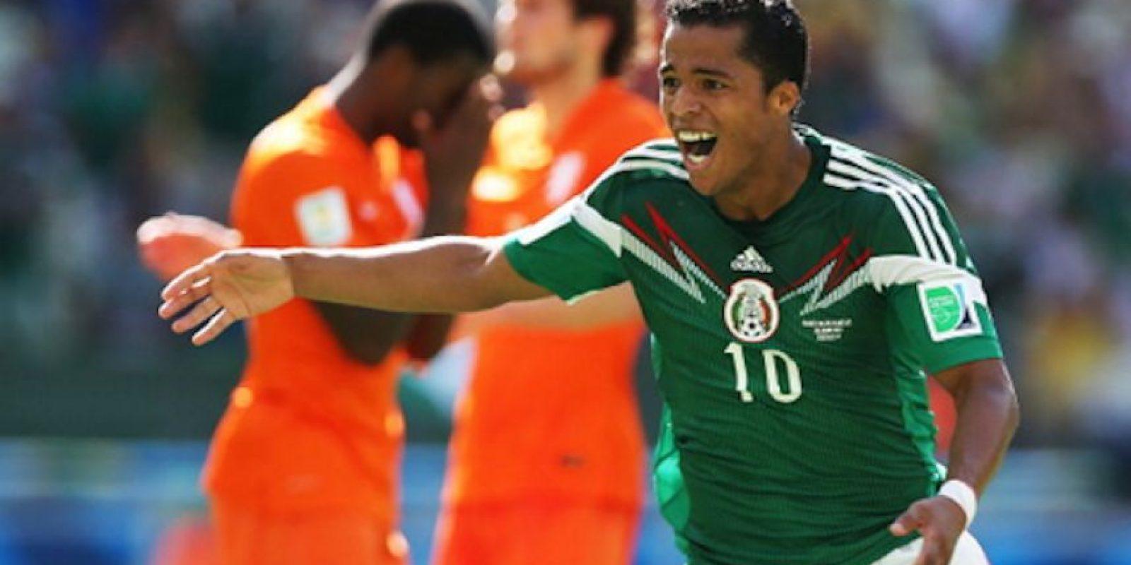El mayor de los dos Santos está cerca de regresar al Tricolor. Foto:Getty Images