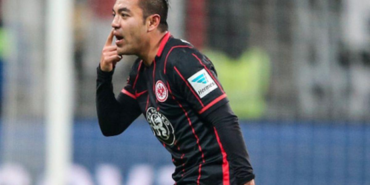 Fabián vuelve a la titularidad y Frankfurt consigue la victoria