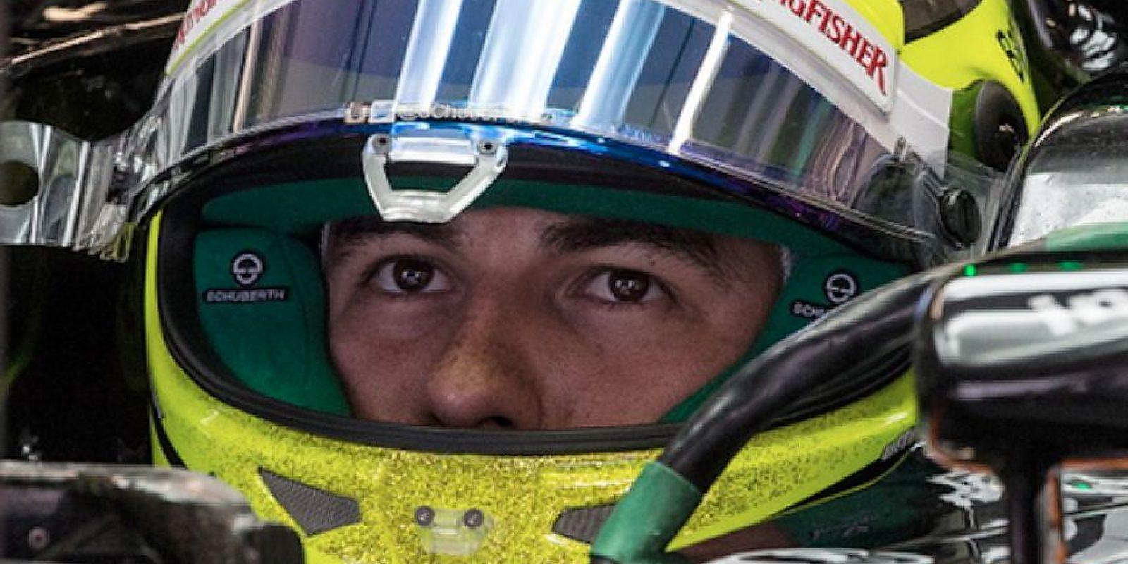 """Sergio """"Checo"""" Pérez largará desde el sexto lugar. Foto:Getty Images"""