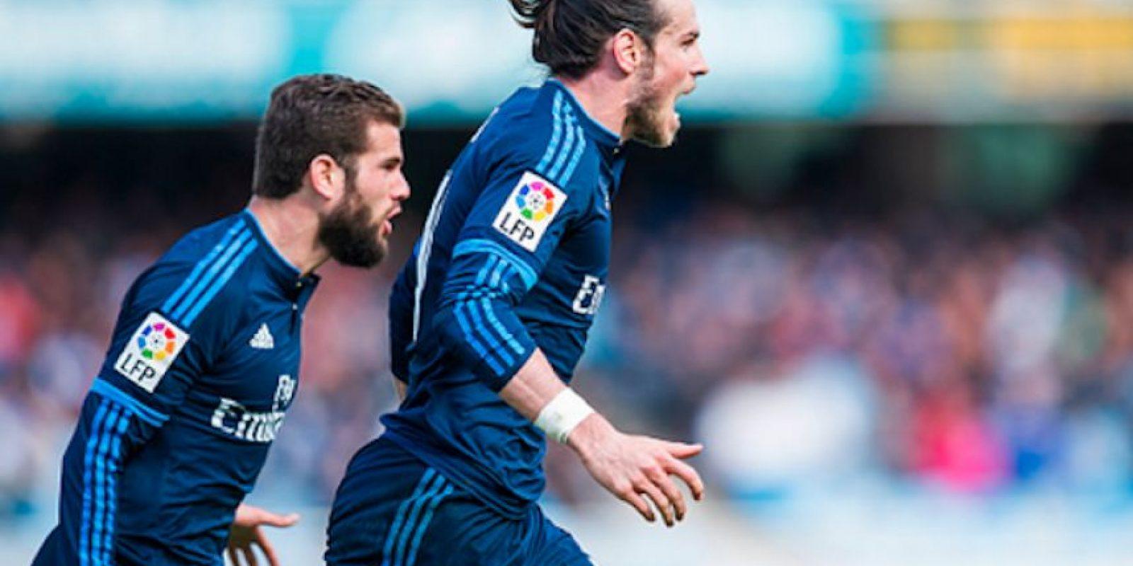 Un gol de Bale al 80′ le dio los tres puntos al Madrid. Foto:Getty Images