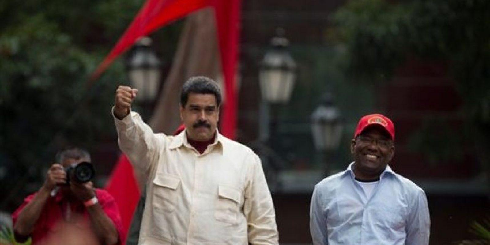 . Imagen Por: Nicolás Maduro es presidente de Venezuela desde el 19 de abril de 2013. | Foto:AP