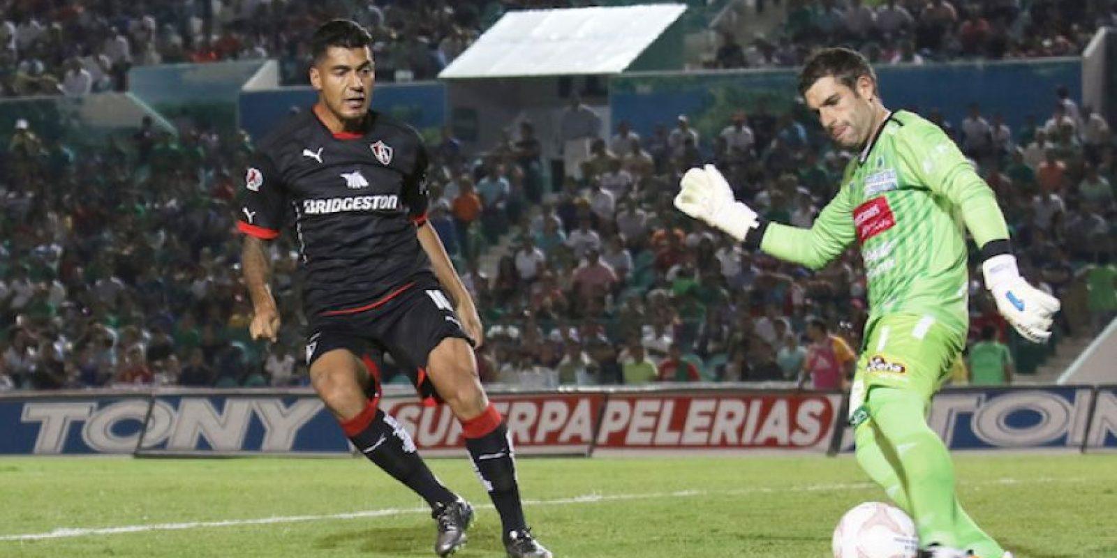 A Atlas le vino bien la salida de Costas y vence a Jaguares Foto:Mexsport