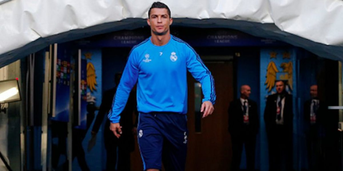 ¡De vuelta! Cristiano Ronaldo entrenó con el Real Madrid