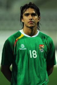 Aseguró que no irá a la selección mientras Julio César Baldivieso sea el DT. Foto:Getty Images