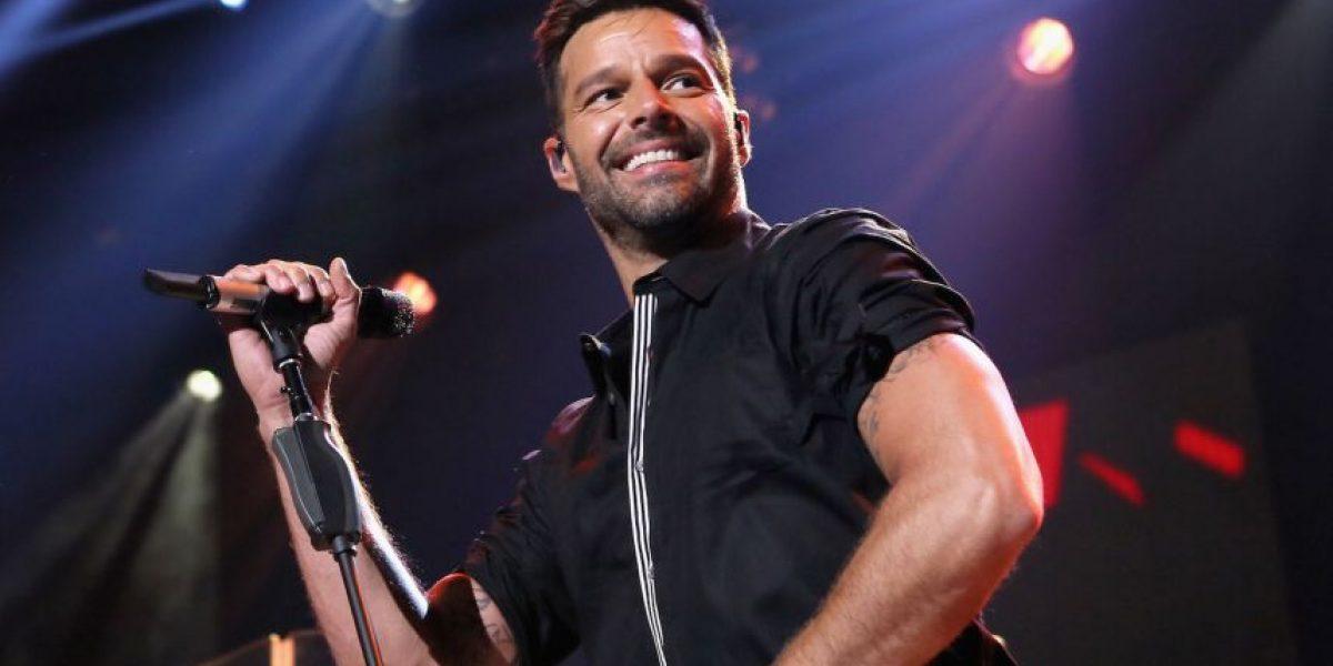 Gira de Ricky Martin, entre las cinco más lucrativas del mundo