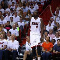 Heat aplasta a Hornets y avanza a la segunda ronda Foto:Getty Images