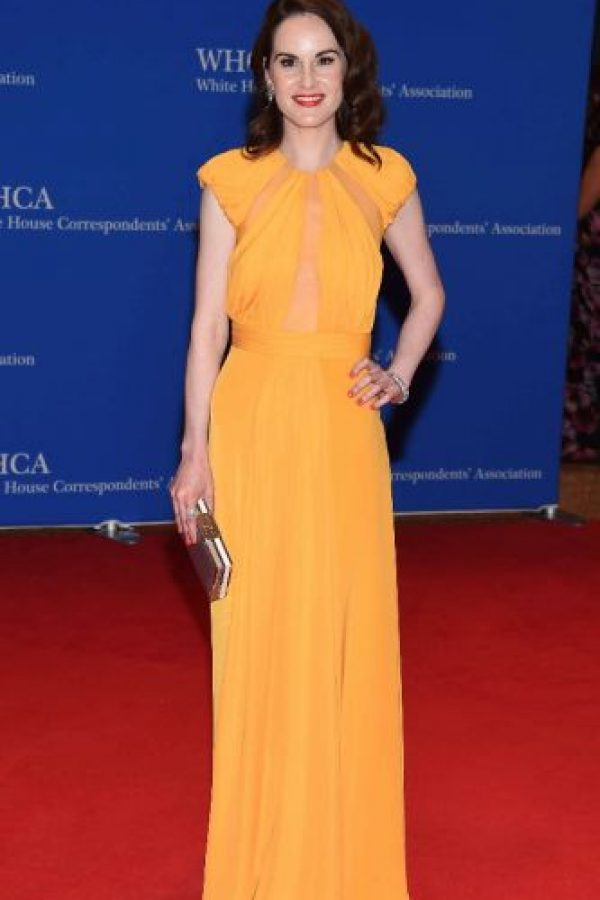 Michelle Dockery. Foto: vía Getty Images