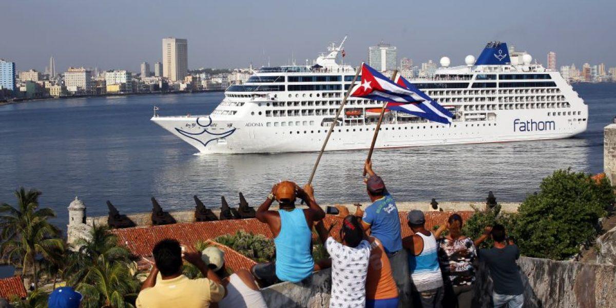Llega a La Habana primer crucero de EU en más de medio siglo