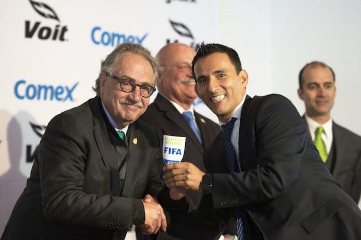 Marvin Torrentera será asistente. Foto:Mexsport