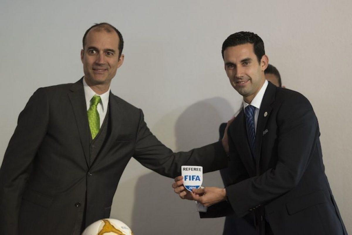 César Arturo Ramos. Foto:Mexsport