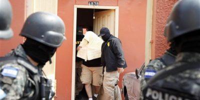 Los asesinos fueron aprendidos el día lunes Foto:AP