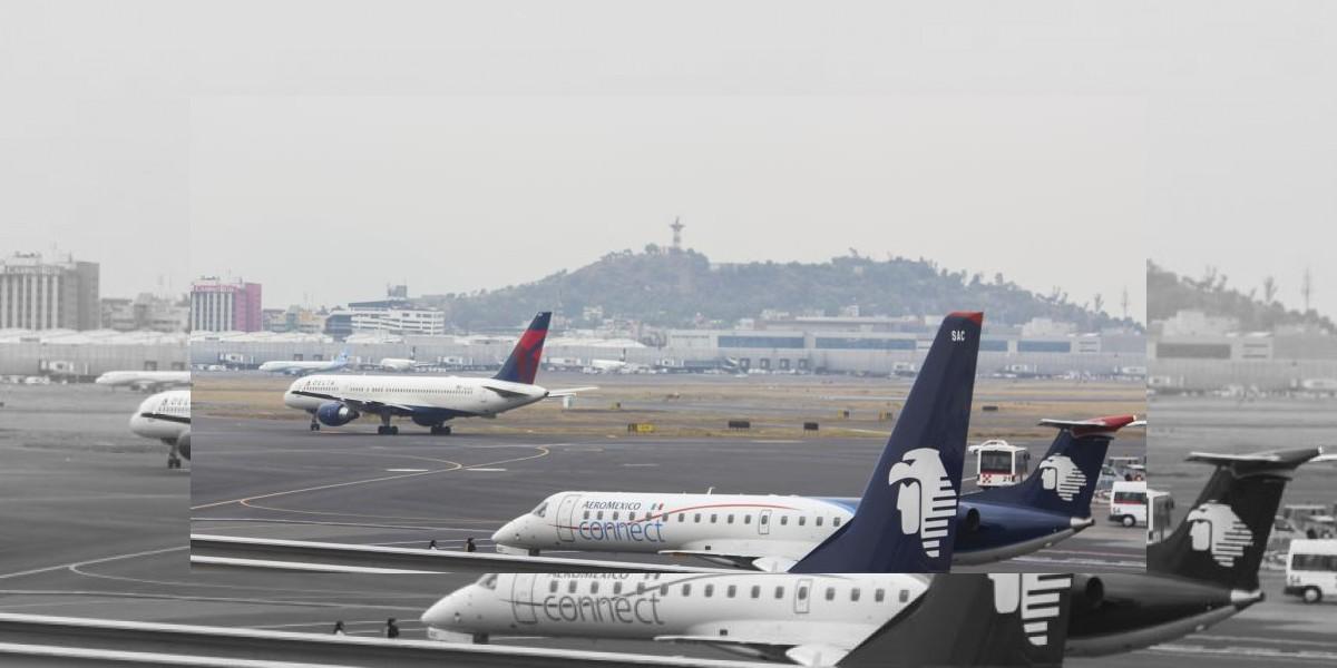 Autorizan alianza entre Aeroméxico y Delta