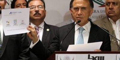 De acuerdo con la encuesta el candidato del PAN tiene la delantera de cara a las elecciones Foto:cuartoscuro