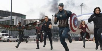 """Capitán América: Civil War"" Foto:IMDb"