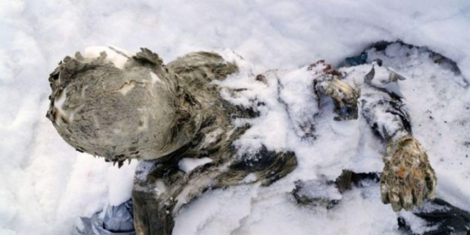 Su identidad permaneció en un misterio Foto:AFP
