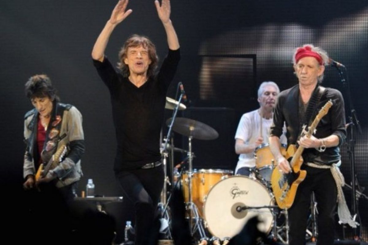 The Rolling Stones Foto: Twitter