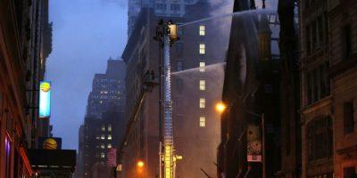 Desde 1968 fue designada como una referencia del paisaje neoyorkino. Foto:AP