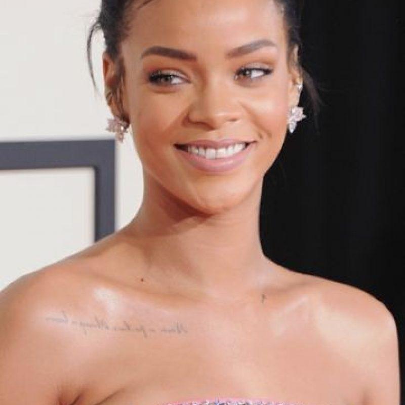 8. Rihanna Foto:Getty Images