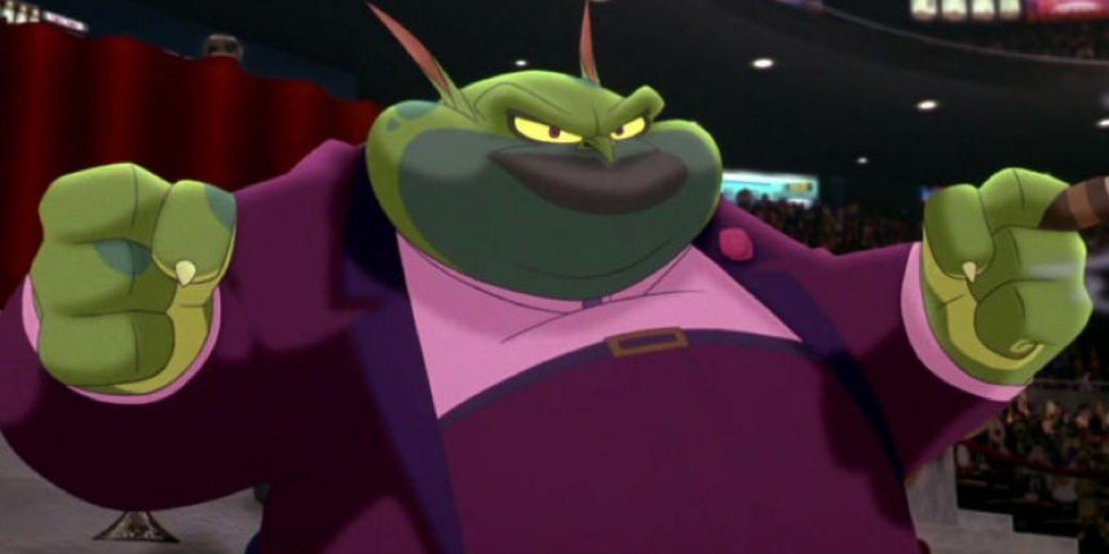 """Danny DeVito era la voz de """"Swackhammer"""". Foto:vía Warner Bros"""