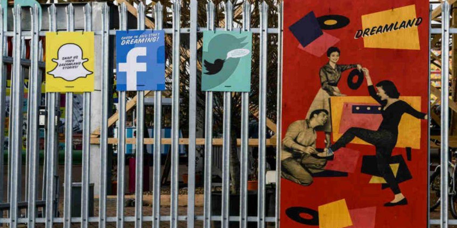 Y es que no es la red social más intuitiva. Foto:Getty Images