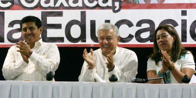 Morena ya desplazó al PRD en las encuestas Foto:cuartoscuro