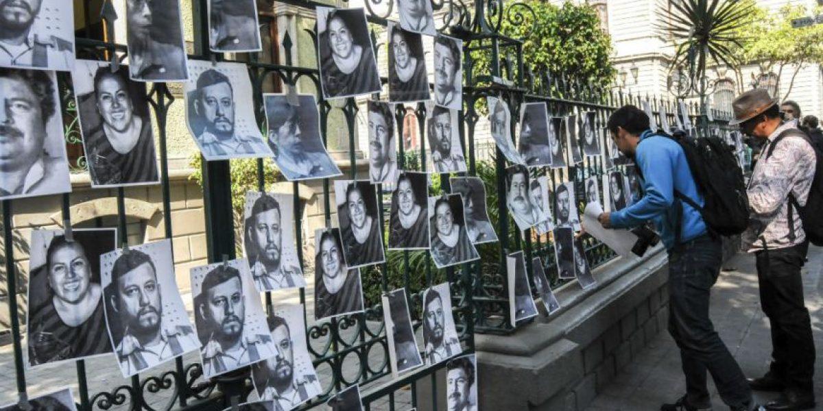 Día de Libertad de Prensa: México aún con 23 periodistas desaparecidos