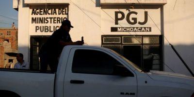 El gobernador Silvano Aureoles invitó a quienes tengan el deseo de servir al estado a someterse a las pruebas de control y confianza y se integren a la Policía Michoacán Foto:Cuartoscuro