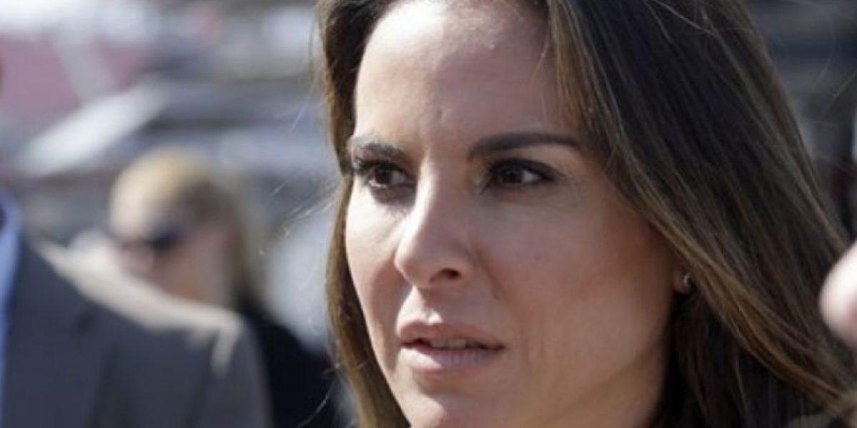 Conceden amparo a Kate del Castillo contra detención