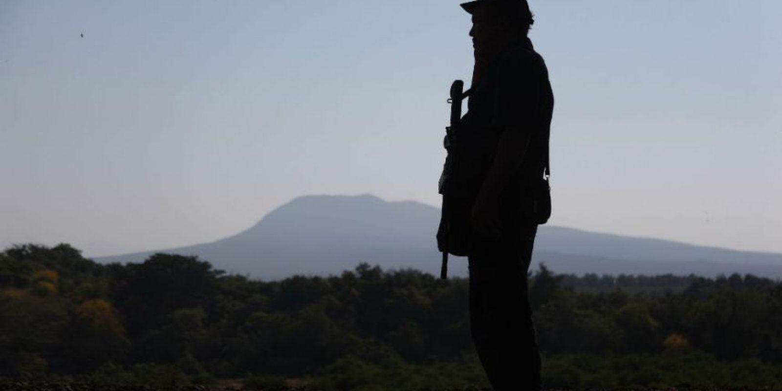 En febrero de este año se oficializó la conclusión de los grupos de autodefensa en Michoacán Foto:Cuartoscuro