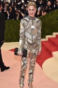 Julie Macklowe creyó que tocaba disfrazarse de C3P0 Foto:vía Getty Images