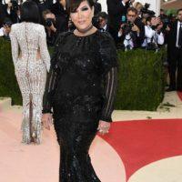 A Kris Jenner le pusieron cuernos. Foto:vía Getty Images