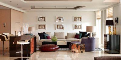 Diseño por: HARTMANN DESIGNS LTD Foto:https://www.homify.com.mx/fotografia/55230/luxury-private-apartment